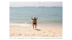 クゥワイ・サムナン 展「Enjoy My Sand」