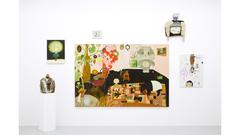 長井朋子展 2006 - 2018 「ももいろと薔薇色のアトリエ 魔法」