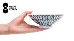 NIPPON VISION MARKET 佐賀「森正洋の平形めし茶碗」