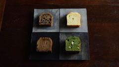 毎週金曜日:滋賀県「TORASARU」のパウンドケーキ