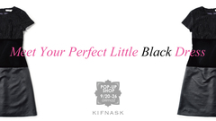 KIFNASK POP-UP SHOP 《Meet Your Perfect Little Black Dress》